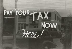 pay your tax